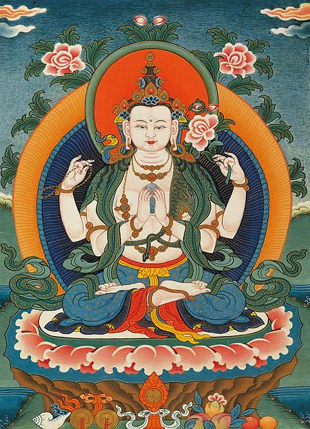 Avalokiteśvara- The Bodhisattva of Compassion