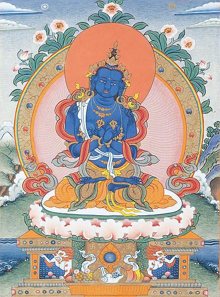 Dorje Chang (Vajradhara)