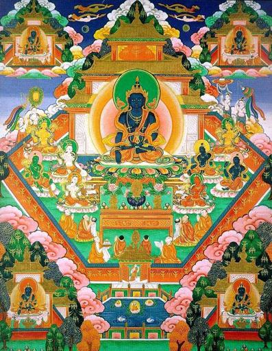 Foundations of Buddhism / Akshobhya